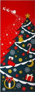 手ぬぐい クリスマス クリスマスツリー