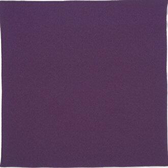 [包袱皮(包袱皮)]從聚酯chirimen素色24寬度(90cm)大型尺寸紫色◆手巾(tenugui)包袱皮(包袱皮)扇子吹(小方綢巾),進行郵購的非常便宜的包袱皮到名牌(shibira夢二)包袱皮純絲包袱皮包袱皮挑選