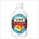 【のしギフトラッピング対応商品】宮崎県産マンゴー果汁を使用爽やかでトロピカル感あふれる炭...