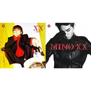 WINNER MINO(ソン・ミンホ) ウィナー 1ST SOLO ALBUM [XX] バージョン選択可能