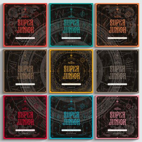 CD, 韓国(K-POP)・アジア SUPERJUNIOR() - 10 The Renaissance(SQUARE Style) 9