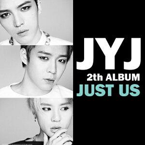 JYJ|JUST US|ジェジュン|ユチョン|ジュンス|JYJ 正規 2集 アルバム JUST US 2th ALBUM (...