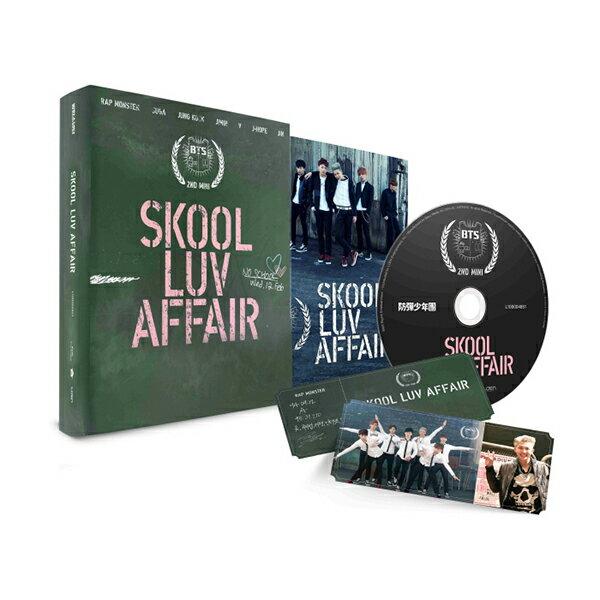 CD, 韓国(K-POP)・アジア (BTS) 2 Skool Luv Affair (2ND MINI ALBUM)