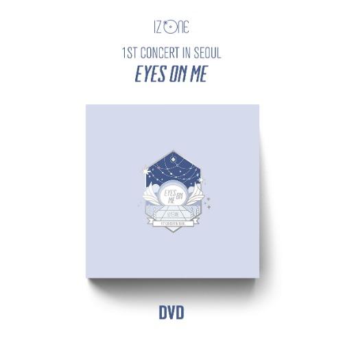 韓国(K-POP)・アジア, 韓国(K-POP) IZONE 1ST CONCERT IN SEOUL EYES ON ME DVD