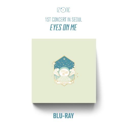 韓国(K-POP)・アジア, 韓国(K-POP) IZONE 1ST CONCERT IN SEOUL EYES ON ME BLU-RAY