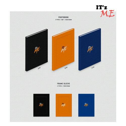 韓国(K-POP)・アジア, 韓国(K-POP) ITZY ITz ME3(A B C VER.)