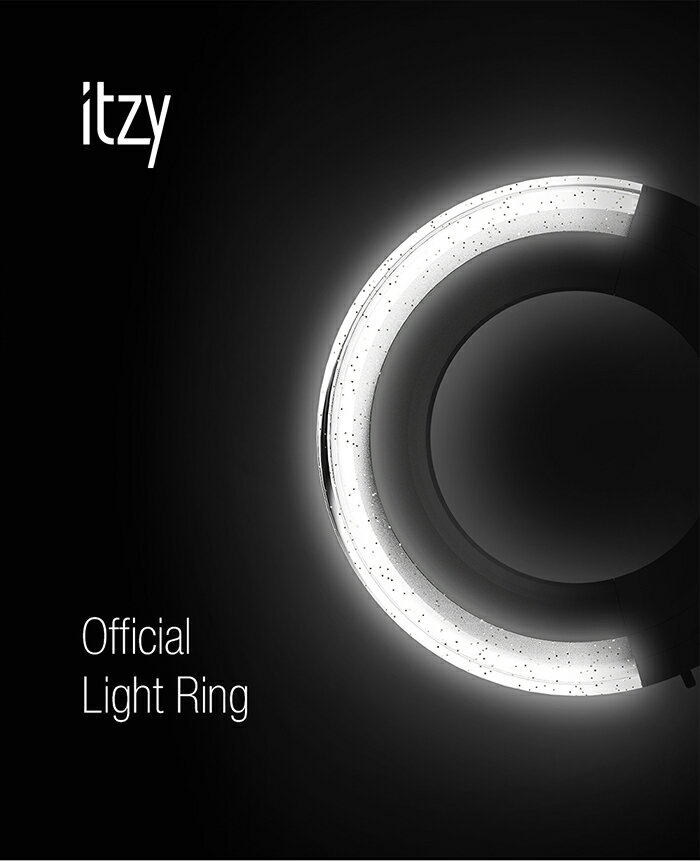 韓国(K-POP)・アジア, 韓国(K-POP) ITZY OFFICIAL LIGHT RING