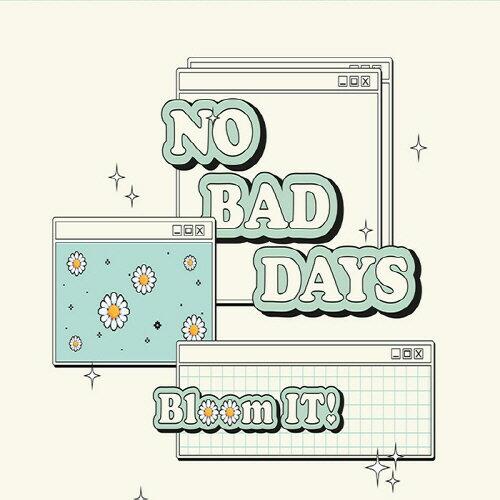 韓国(K-POP)・アジア, 韓国(K-POP) ITZY APRIL LIMITED MONTHLY KIT (2 YEARS WITH ITZY) NO BAD DAYS 2 4