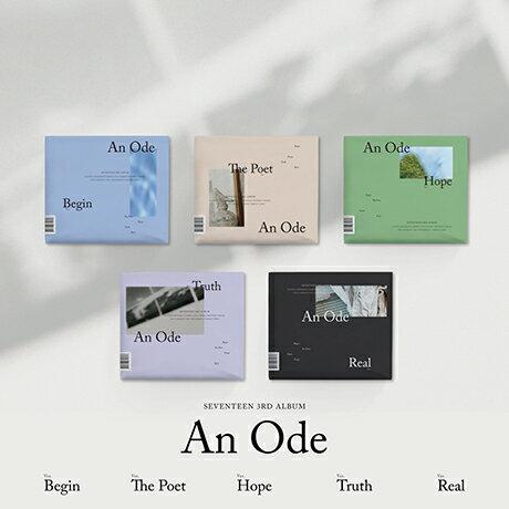 CD, 韓国(K-POP)・アジア SEVENTEEN 3 AN ODE