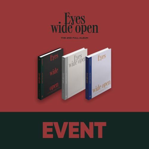 韓国(K-POP)・アジア, 韓国(K-POP) 3TWICE 2 Eyes wide open 3