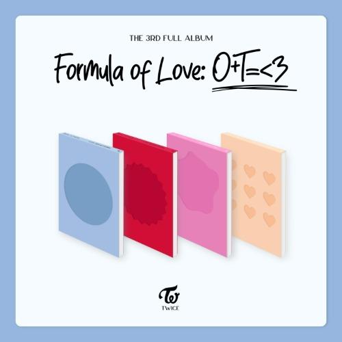 CD, 韓国(K-POP)・アジア 4withdramaTWICE Formula of Love: OT