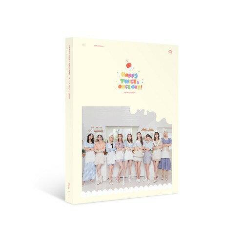 CD, 韓国(K-POP)・アジア TWICE HAPPY TWICE ONCE DAY! AR PHOTOBOOK
