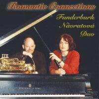 (CD)ロマンティック・コネクションズ/演奏:ジェフ・ファンダーバーク(テューバ)