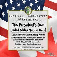 (CD-R2枚組)2017アメリカン・バンドマスターズ・アソシエーション/指揮:J・K・フェッティグ/演奏:アメリカ海兵隊バンド(吹奏楽)