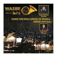 (CD)2019WASBE:ブランカ音楽レクリエーション協会(ポルトガル)(吹奏楽)