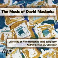 (CD-R)デヴィッド・マスランカ作品集/指揮:アンドリュー・ボイセンJr/演奏:ニューハンプシャー大学ウインド・シンフォニー(吹奏楽)
