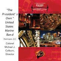 (CD)第14回世界吹奏楽大会2009(WASBE)/指揮:マイケル・J・コルバーン/演奏:アメリカ海兵隊バンド(吹奏楽)