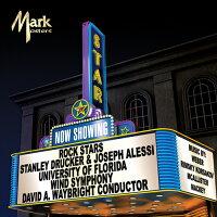 (CD)ロック・スターズ/演奏:フロリダ大学ウィンド・シンフォニー(吹奏楽)