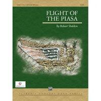 (フルスコアのみ)パイアサの飛翔/作曲:ロバート・シェルドン(吹奏楽)
