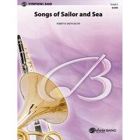 (フルスコアのみ)船乗りと海の歌(海の男達の歌)/作曲:ロバート・W・スミス(吹奏楽)