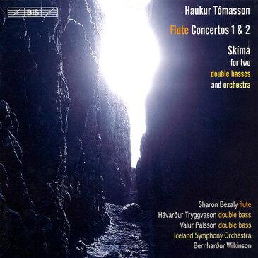 (CD) ホイクル・トマソン:協奏曲集 / 演奏:シャロン・ベザリーほか (フルート)