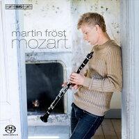 (CD/SACDHybrid)モーツァルト:クラリネット協奏曲/演奏:マルティン・フレスト(クラリネット)