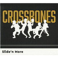 【特典ステッカー付き】(CD)スライド・ン・モア/演奏:クロスボーンズ・トロンボーンズ(トロンボーン)