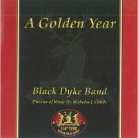 (CD)ゴールデン・イヤー/指揮:ニコラス・チャイルズ/演奏:ブラック・ダイク・バンド(ブラスバンド)
