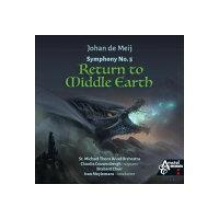 (CD)交響曲第5番「リターン・トゥー・ミドルアース」:ヨハン・デメイ作品集(吹奏楽)SymphonyNo.5ReturntoMiddleEarth