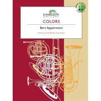 (楽譜)カラーズ/作曲:ベルト・アッペルモント(トロンボーン&ピアノ)