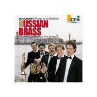 (CD)ムソルグスキー:組曲「展覧会の絵」/演奏:ロシアン・ブラス(金管アンサンブル)