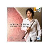 (CD)MorceaudeSalon-オーボエ有名ソナタ集-/演奏:広田智之(オーボエ)