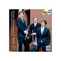(CD/SACDHybrid)オッテンザマーと息子たち/演奏:エルンスト/ダニエル/アンドレアス・オッテンザマー(クラリネット)