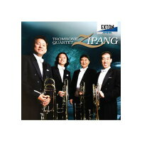 (CD)ジパング/演奏:トロンボーン・クァルテット・ジパング(トロンボーンアンサンブル)