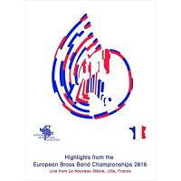 (DVD)ヨーロピアン・ブラスバンド・チャンピオンシップス2016(ブラスバンド)