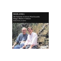 (CD)地獄の門:デヴィッド・マスランカ作品集/指揮:グレッグ・ハンソン/演奏:アリゾナ大学ウィンド・アンサンブル(吹奏楽)