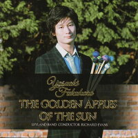 (CD)ザ・ゴールデン・アップル・オブ・ザ・サン/演奏:福原泰明、レイランド・バンド(打楽器/パーカッション)