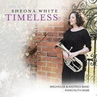 (CD)タイムレス/演奏:シェオナ・ホワイト(テナー・ホーン)