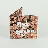 【NowaClassic】BELGIANUNION★送料無料★ベルギー製Tyvek(タイベック)製折り財布
