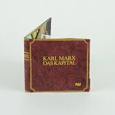 【NowaClassic】DasKapital★送料無料★ベルギー製Tyvek(タイベック)製折り財布