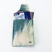【NowaClassic】Splash★送料無料★ベルギー製Tyvek(タイベック)製折り財布