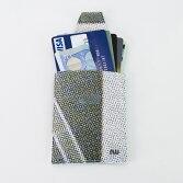 【NowaMOVE】Illusion★送料無料★ベルギー製Tyvek(タイベック)カードケース