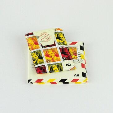 【送料無料】財布 二つ折り カードケース カードホルダー カード入れ タイベック 札入れ ウォレット 小銭入れ なし 2つ折り さいふ サイフ メンズ レディース 男性 女性 ベルギー製 made in Belgium wallet saifu ギフト 祝い プレゼント【NOWA Belgian Mail】