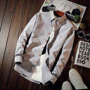 シャツ メンズ ビジネス おしゃれ カジュアル 大きいサイズ 長袖 カジュアルシャツ 白 秋 春 黒 ボタン アメカジ 冬服 40代 カジュアル 秋服 ブランド お洒落 春服 かっこいい ファッション オフィス 大人 30代 50代 20代 セール