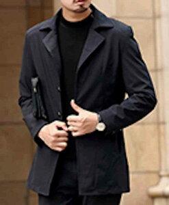 ミリタリージャケット メンズ 春 秋 コート ブランド アウター カジュアル 大人 カジュアル 大きいサイズ おしゃれ ファッション 冬服 お洒落 50代 オフィス 春服 20代 30代 ブランド 秋服 40代 かっこいい セール