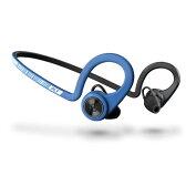 【送料無料】Plantronics Bluetoothヘッドセット BACKBEAT FIT ブルー BACKBEATFTI-BLU【smtb-u】