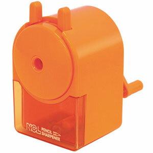 ナカバヤシ 手動鉛筆削りき キッズオレンジ DPS-H101KO