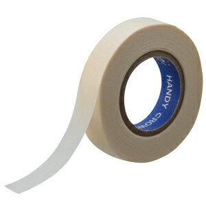 ハンディ・クラウン 塗装用マスキングテープ 白 1巻入 12mm×18M