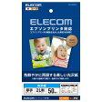 エレコム ELECOM エプソンプリンタ対応光沢紙 2L 50枚 EJK-EGN2L50