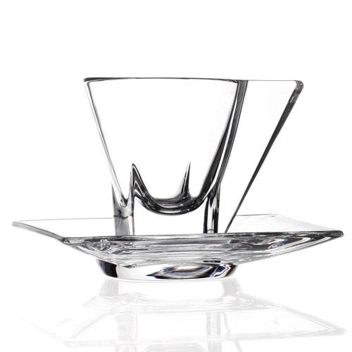 RCR Home&Table『フュージョン エスプレッソカップ&ソーサー 70cc ペア』